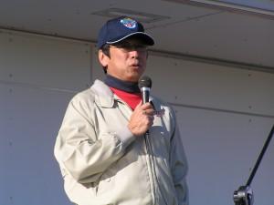 ミス・ビードルCUP紙飛行機大会 開会式